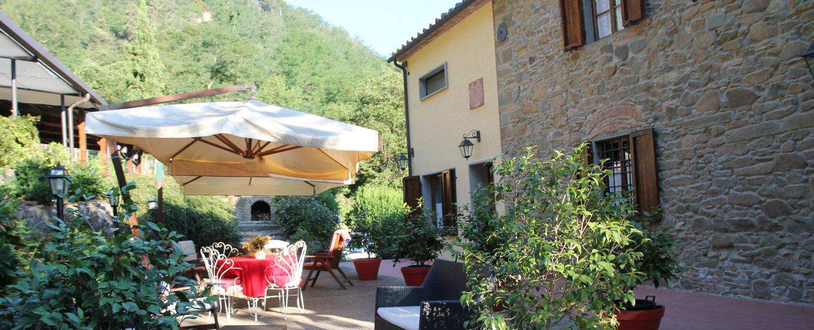 Agriturismo Gli Arancini - Pistoia Toscana