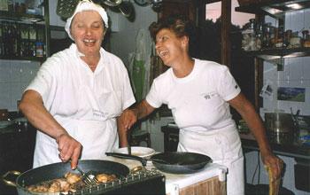 cucina biologica toscana