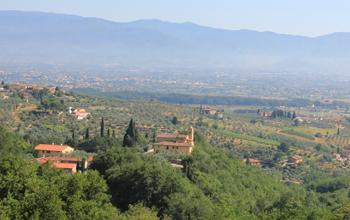 Montalbano, Toscana