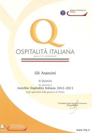 Hospitalité Italienne